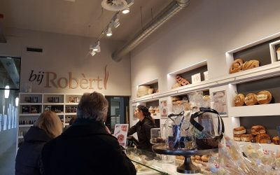 Visit the most famous pastry chef in the Netherlands: Bij Robèrt
